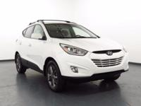 2015 Hyundai Tucson AWD.  Options:  6 Speakers|Am/Fm