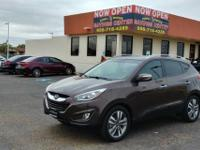You can find this 2015 Hyundai Tucson Limited and many