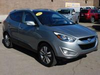 Back-up Camera, Bluetooth, This 2015 Hyundai Tucson