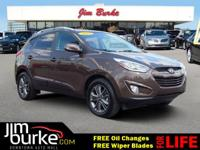 This Hyundai Tucson is Certified Preowned! Priced to