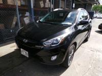Look at this 2015 Hyundai Tucson . Its Automatic