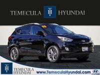 This awesome Tucson SE has everything you're looking
