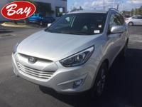 You can find this 2015 Hyundai Tucson SE and many