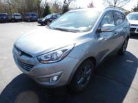 Look at this 2015 Hyundai Tucson . Its Automatic