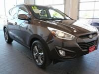 Options:  2015 Hyundai Tucson