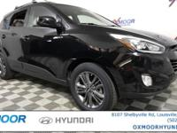 New Price! Hyundai Tucson SE Priced below KBB Fair