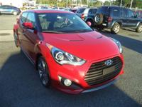 This 2015 Hyundai Veloster 2dr 3dr Coupe Manual Turbo