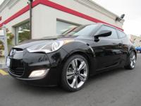 New Price! 2015 Hyundai Veloster RE:FLEX Black FWD