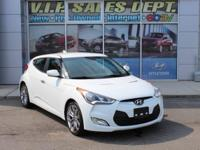 2015 Hyundai Veloster FWD 6-Speed Automatic 1.6L