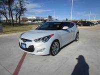 This outstanding example of a 2015 Hyundai Veloster