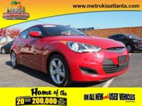 This 2015 Hyundai Veloster is a real winner with