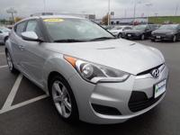 Outstanding design defines the 2015 Hyundai Veloster! A