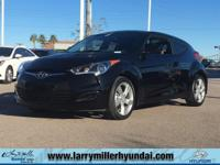 Only 16,642 Miles! This Hyundai Veloster delivers a