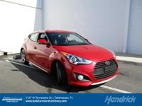 Look at this 2015 Hyundai Veloster Turbo. Its Automatic