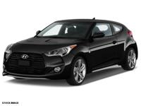 This 2015 Hyundai Veloster Turbo 3DR CPE AUTO TURBO