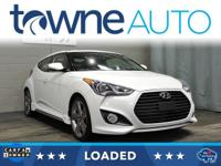Recent Arrival!  2015 Hyundai Veloster, Turbo I4,
