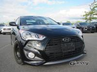 This 2015 Hyundai Veloster Turbo is well equipped with