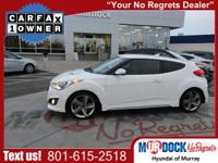 2015 Hyundai Veloster Turbo! Just Traded In, Only