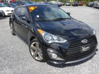 2015 Hyundai Veloster Turbo. Serving the Greencastle,