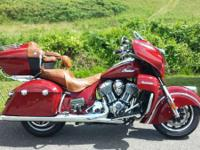 2015 Indian Motorcycle Roadmaster Huge Savings!! This