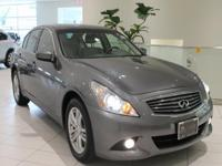 NEWLY ARRIVED!  AFFORDABLE LUXURY!  2015 INFINITI Q40