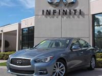 2015 Infiniti Q50 Premium, Certified Pre-Owned Vehicle,