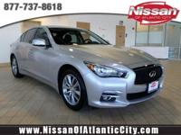 Check out this 2015 INFINITI Q50 4DR SDN AWD. Its