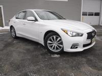 Get the BIG DEAL on this amazing 2015 Infiniti Q50  at