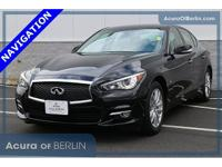 2015 INFINITI Q50 Premium Black Obsidian New Price!