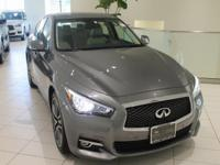 JUST IN!  2015 INFINITI Q50 Premium,Graphite Shadow