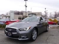 INFINITI Certified, ABS brakes, Alloy wheels, Compass,