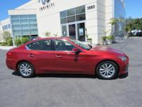 Options:  2015 Infiniti Q50 4Dr Sdn Premium