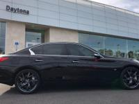 CARFAX One-Owner.2015 INFINITI Q50 29/20 Highway/City