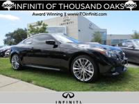 Options:  2015 Infiniti Q60 Coupe 2Dr Auto Journey