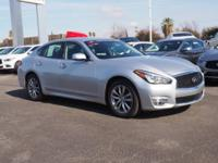This 2015 INFINITI Q70 4DR SDN RWD is a great option