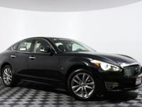 INFINITI-CERTIFIED*AWD* ONLY 9,146 MILES! Premium