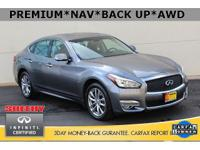 INFINITI Certified Pre-Owned*New Price! AWD*, EXCELLENT