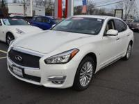 This 2015 INFINITI Q70L is offered to you for sale by