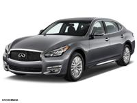 2015 INFINITI Q70L AWD with Performance Wheel Package