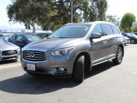 Options:  2015 Infiniti Qx60 Fwd 4Dr|Certified