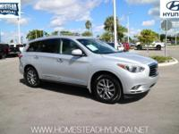 This 2015 INFINITI QX60 FWD 4dr is proudly offered by