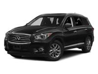 This terrific-looking 2015 Infiniti QX60 is the