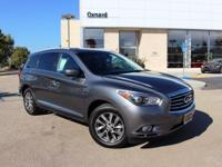 Options:  2015 Infiniti Qx60 Premium|Gray|Infiniti