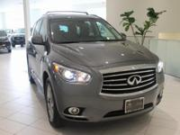JUST IN!!  2015 INFINITI QX60 Graphite Shadow CarFax