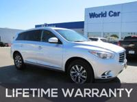 FUEL EFFICIENT 26 MPG Hwy/19 MPG City! Excellent