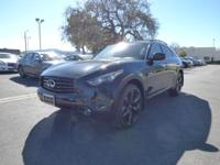 Options:  2015 Infiniti Qx70 Awd 4Dr|Certified