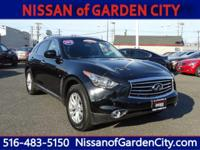 Snag a steal on this 2015 INFINITI QX70 4DR AWD before