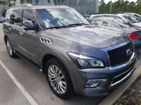 More is what you get!!!!! 22 Wheel Package and INFINITI