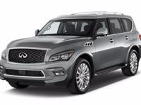 This 2015 INFINITI QX80 is offered to you for sale by