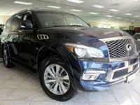 Options:  2015 Infiniti Qx80|Carfax Certified!! One